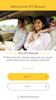 RENAULT INDIA LAUNCHES MY RENAULT APP TO ENHANCE CUSTOMER EXPERIENCE AND ENGAGEMENT