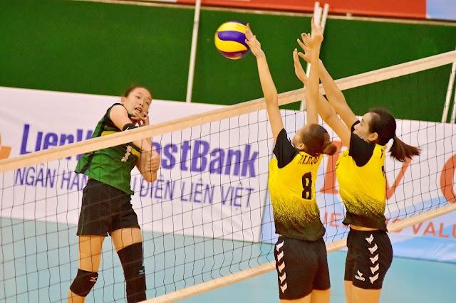 VCK giải hạng A toàn quốc 2020: Thái Bình trở lại ngôi đầu
