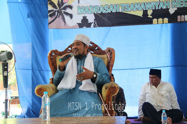 Memperingati Maulid Nabi Bersama Habib Abdurrahman Ba'aly