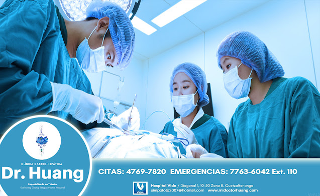 Gastroenterólogos en Quetzaltenango - Gastroenterólogos en Xela