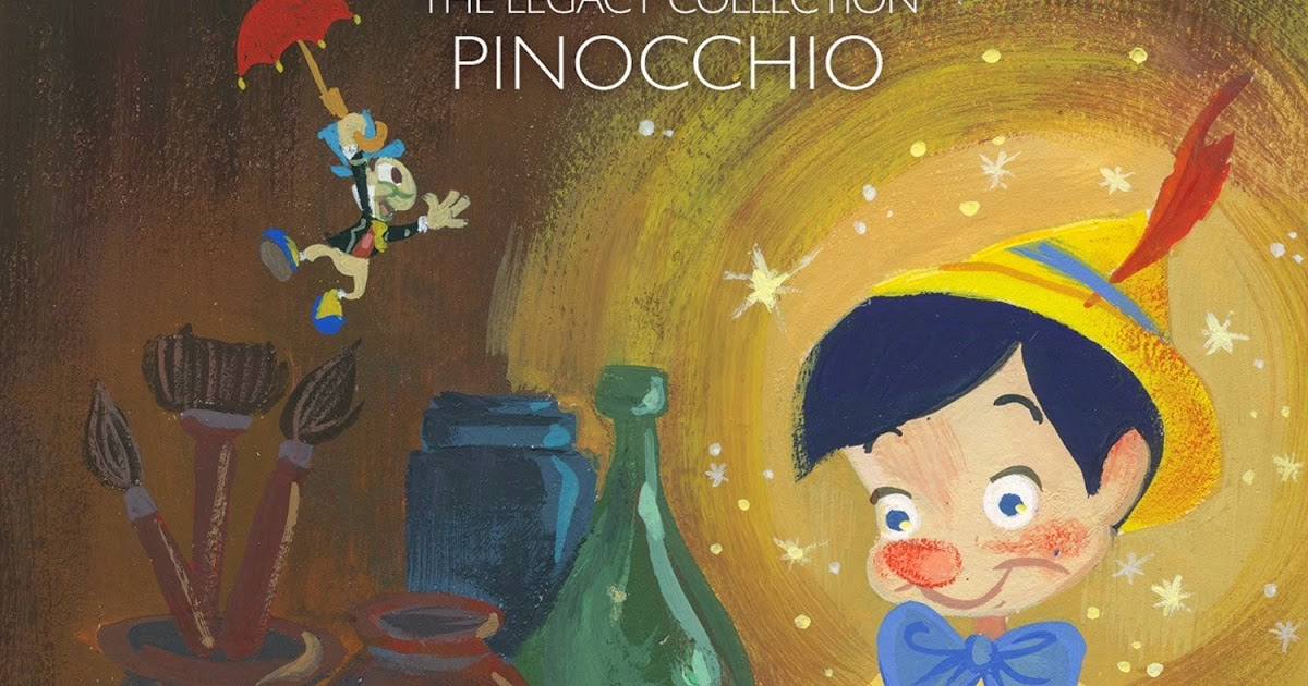 Music New Releases Feb 10 2015 Pinocchio Legacy