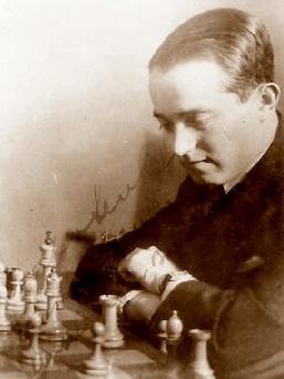 El ajedrecista Salo Flohr