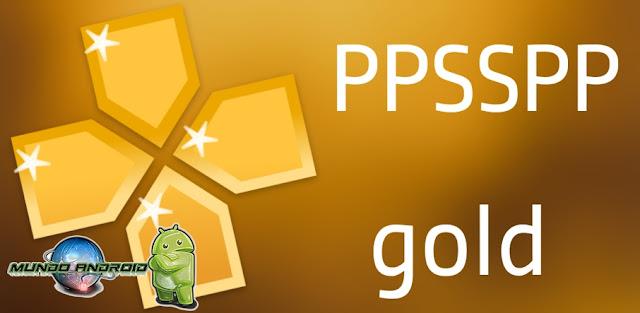 PPSSPP Gold - PSP Emulador
