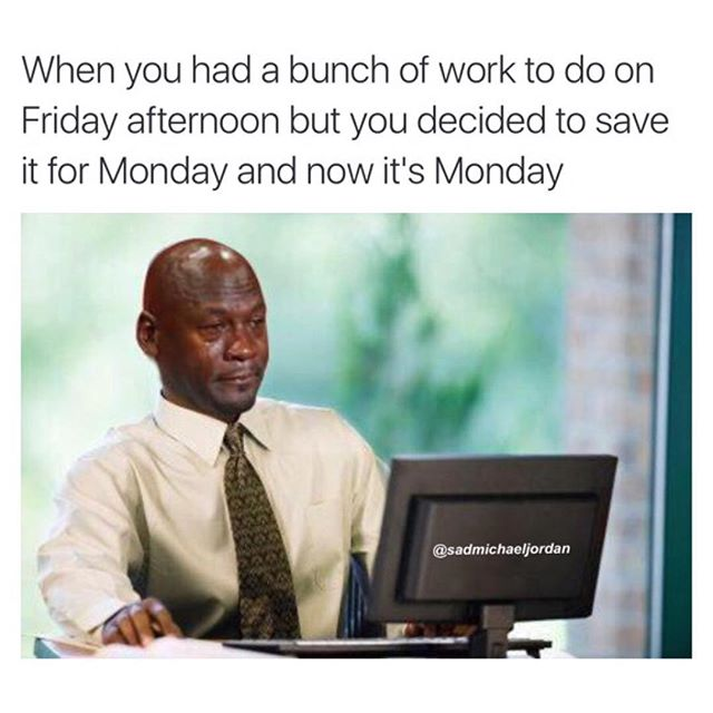 Hilarious & Funny Meme Compilation That Will See You Through The Weekend (22 Photos)