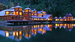 Puyuhuapi Thermal Baths and Ecolodge, Region of Aysen