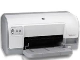 Image HP Deskjet D2563 Printer