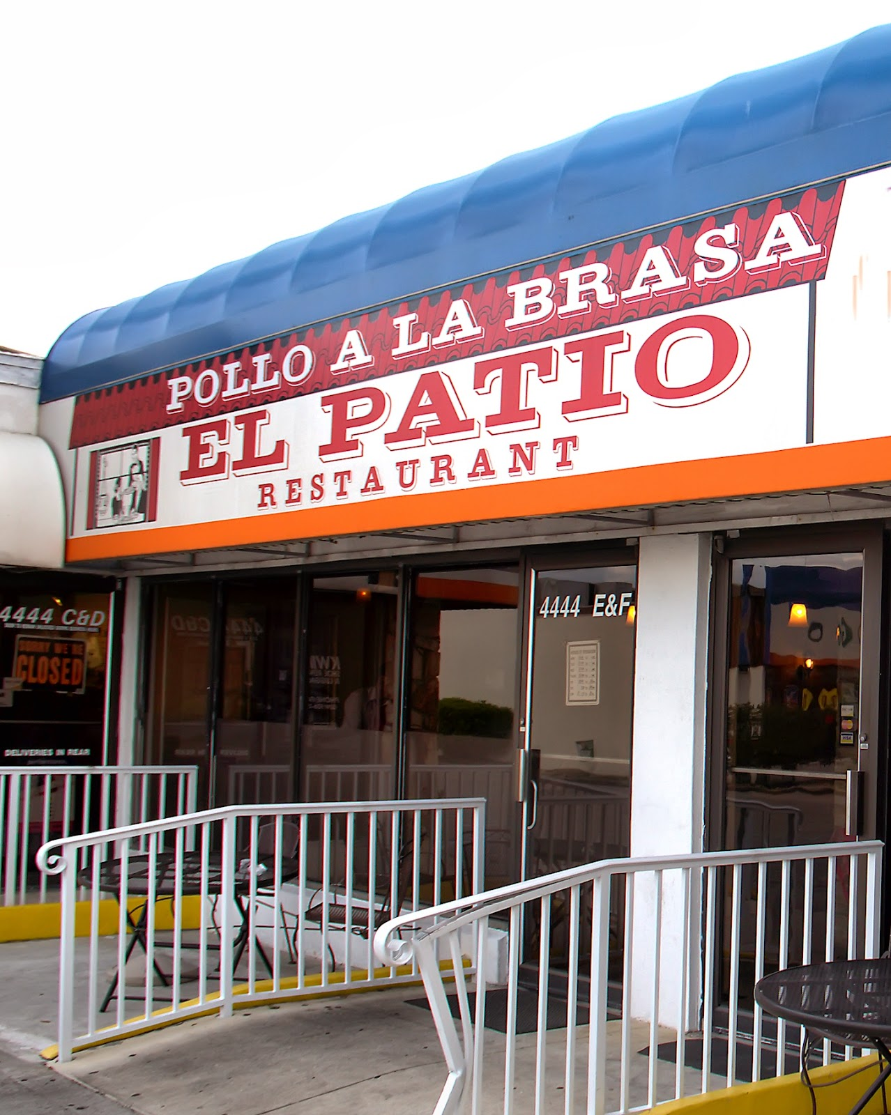 Southwest Florida Forks: Dinner at El Patio