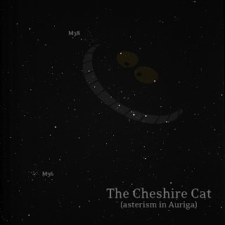 Cheshire Cat asterism