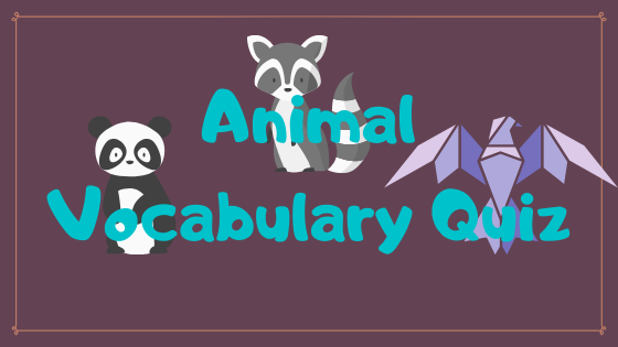 Answer Vocabulary Quiz