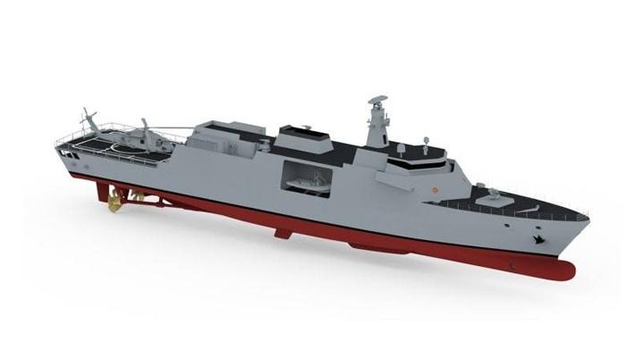 Туреччина почала будувати нові патрульні кораблі на основі спрощеного проєкту MILGEM (Ada)