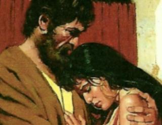 Oséias e a prostituta.