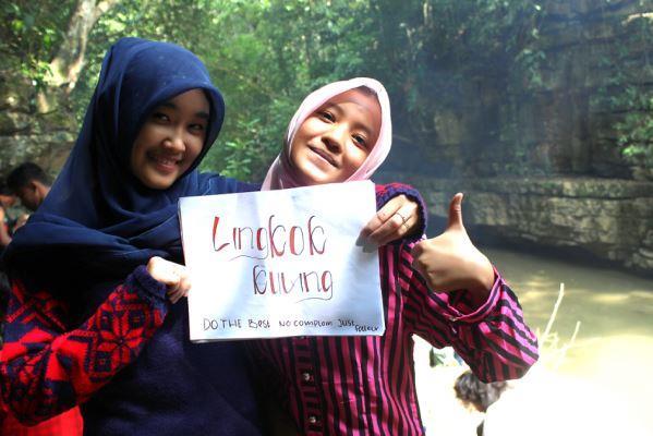 Lingkok Kuwieng Grand Canyon-nya Aceh