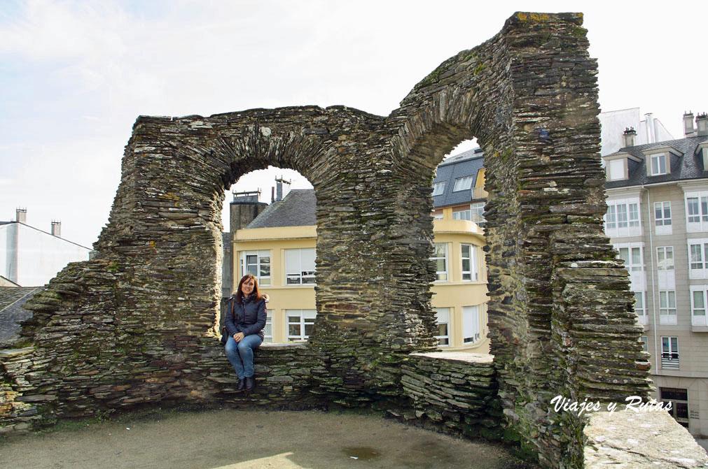 Cubo de la Muralla de la ciudad de Lugo