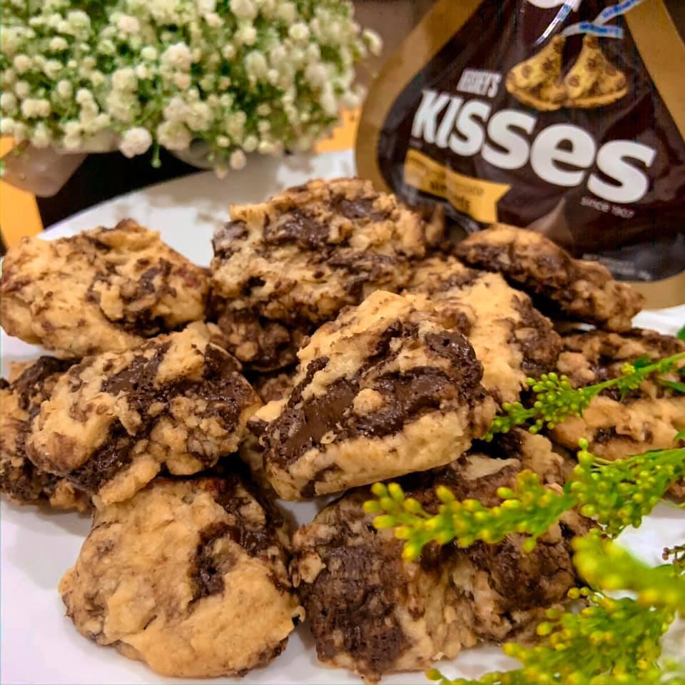 resepi cookies ala famous amos 3 jenis 1 acuan