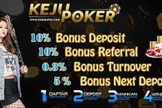 Kumpulan Agen IDN Poker Online dengan Bonus Deposit Terbesar
