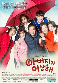Sinopsis My Father is Strange {Drama Korea}