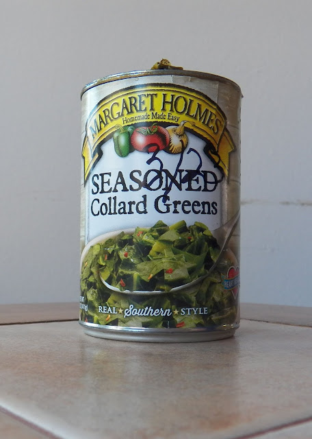 Canned Collards