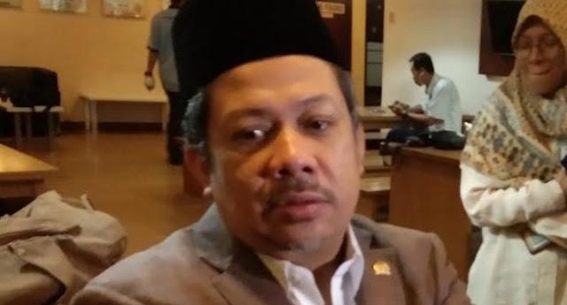 Fahri Hamzah: Menurut Saya Susah Memaafkan Pak Jokowi