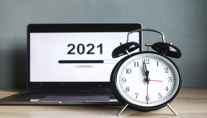 Selamat Tahun Baru 2021