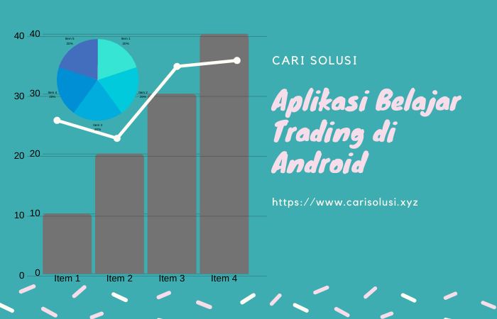 Aplikasi Belajar Trading Saham di Android
