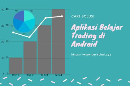 Aplikasi Belajar Trading Saham di Android Untuk Pemula