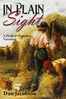 Book cover: In Plain Sight by Don Jacobson