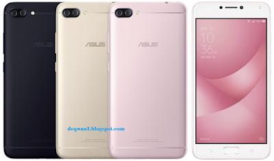Spesifikasi Asus Zenfone 4 Max Pro 2017