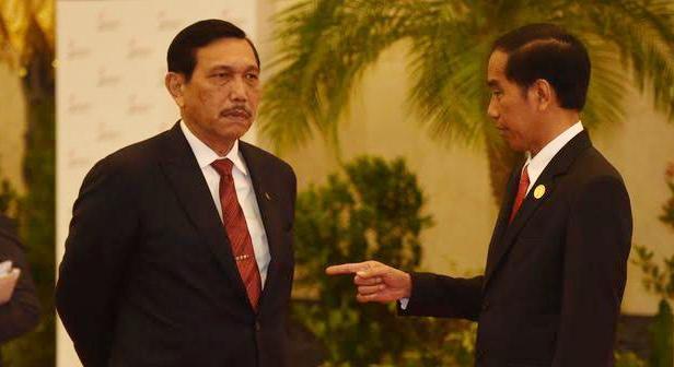 Ditunda Jokowi, Luhut Sebut TKA China Akan Masuk Lagi Mulai Juni