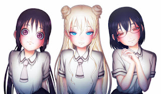 Asobi Asobase BD Batch Subtitle Indonesia