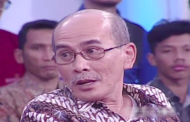 Sindiran Faisal Bahri pada Tito Soal Rindu Orde Baru