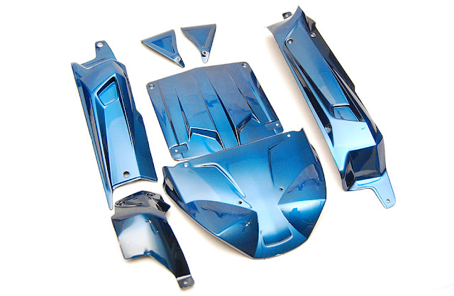 Axial Exo Terra body panels