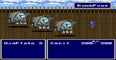 Final Fantasy 2 [Español] - Captura 3