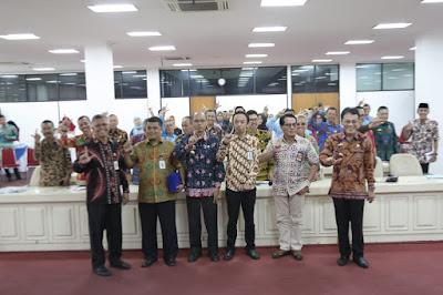 Dorong Pertumbuhan UMKM, Pemprov Percepat Operasional PT Jamkrida Lampung