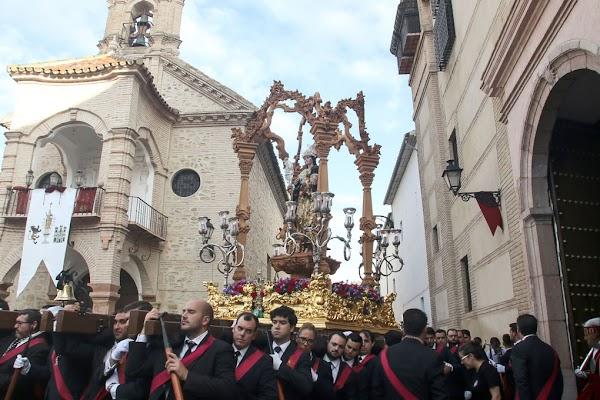 Antequera se queda sin la procesión de Santa Eufemia, que prepara misas y transmisión por internet de una conferencia y un concierto