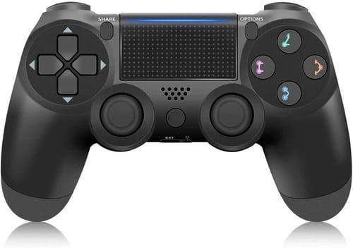 Review Eleckal PS4 Controller Wireless Bluetooth Gamepad