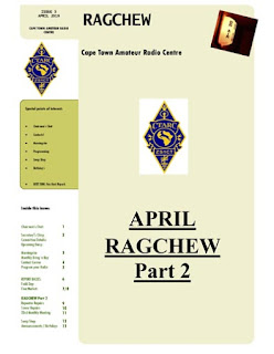 CTARC Ragchew 2019-04 part 2 of 2