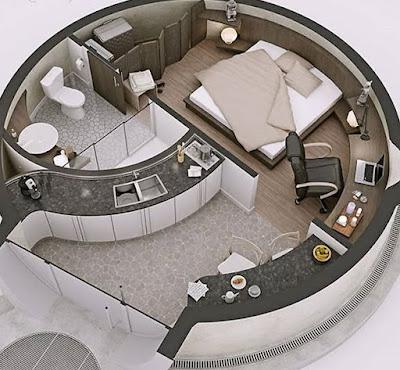 Rumah Desain Melingkar