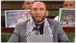 محمد العفاس يدعو  لفتح الحدود و لتكوين جبهة عسكرية إسلامية.... للدفاع عن أرض فلسطين وعن مقدسات المسلمين...