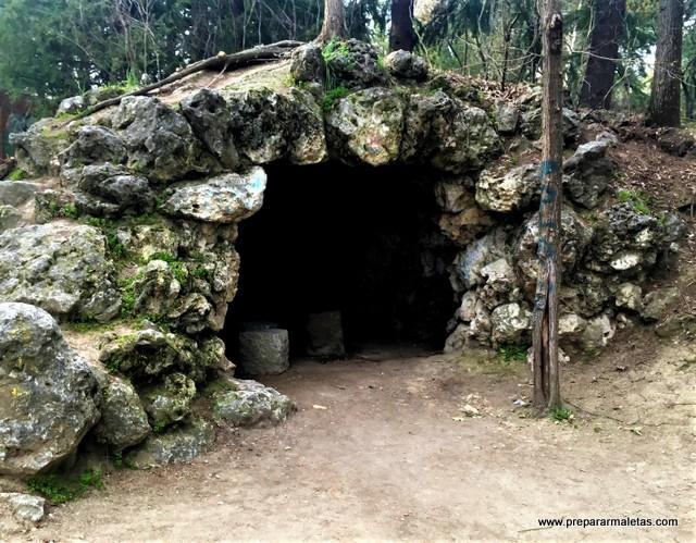 cuevas Quinta Molinos Madrid