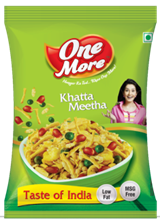 One more snacks Khatta Meetha