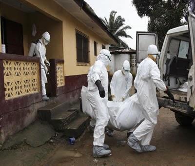 Virus Ebola Mata Doctor