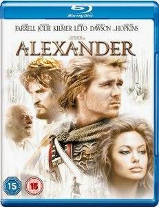 Alexander (2004) 720p 1.4GB BDRip Hindi Dubbed Multi Audio [Hindi + Tamil + English] MKV