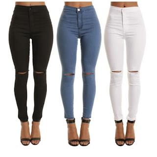 Phương pháp mix giày nổi bật với quần jeans