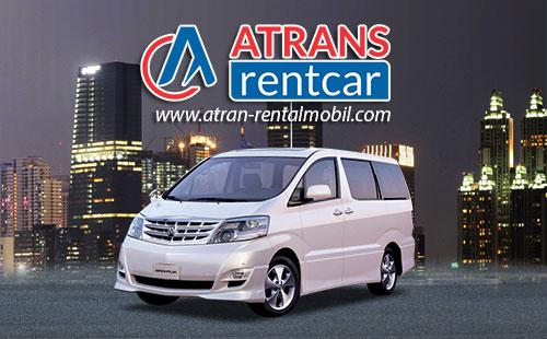 Atrans Rencar - Rental mobil murah