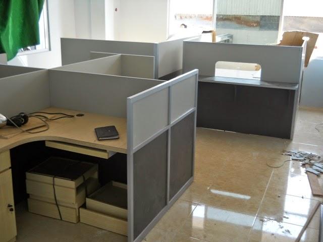 cubicle workstation systems - semarang