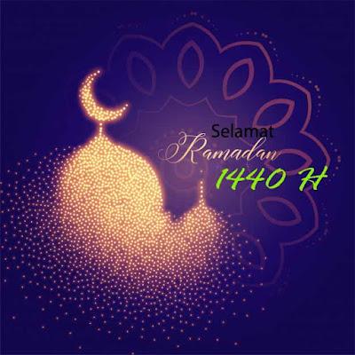 selamat berpuasa ramadan 1440 H