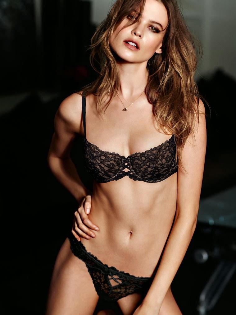 c64f9e8c6d5 Behati Prinsloo - Victoria's Secret Lingerie Photoshoot - Lingerie ...