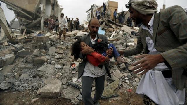Yaman 'Negeri Habaib' Mencekam, Muslim Dunia Bungkam, Tidak ada Aksi Bela Islam