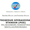 Prosedur Operasional Standar (POS) Akreditasi