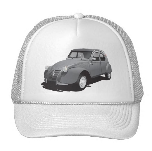 Citroën 2CV trucker hat
